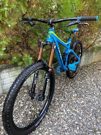 Велосипед Radon Slide 27,5 170/150 Двухподвес эндуро fox trek scott yt