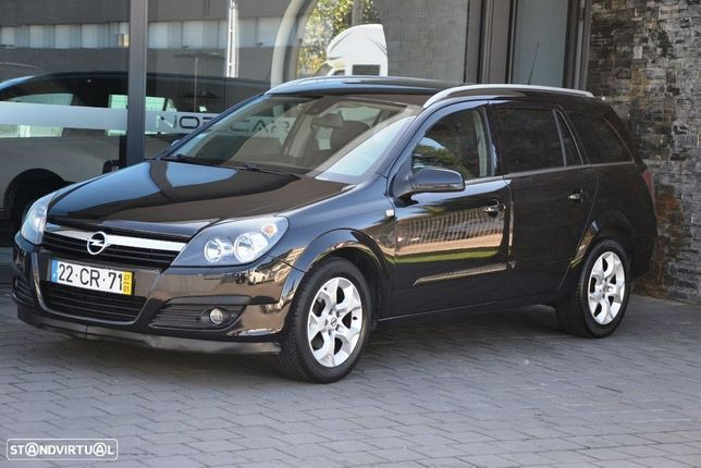 Opel Astra Caravan 1.7 CDTi Cosmo M6
