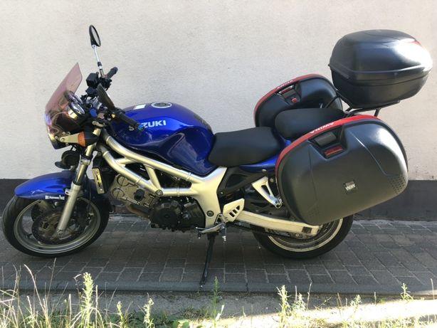 Suzuki SV650 N