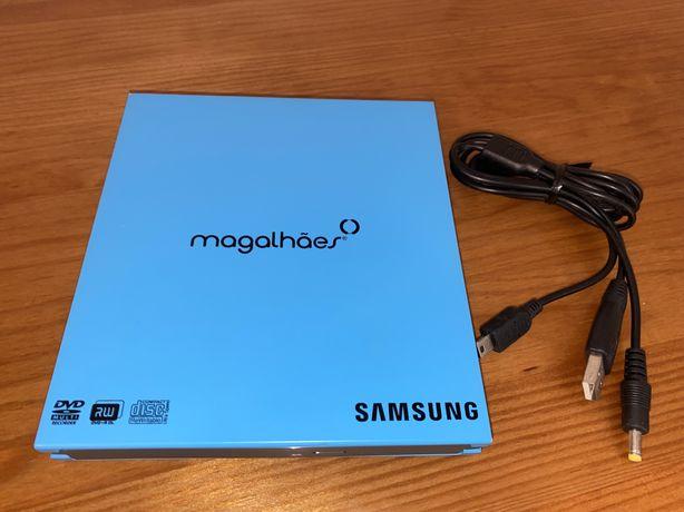 Leitor Dvd Externo Samsung-Magalhaes