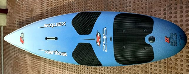 Prancha F2 Xantos 295 II (Nova a estrear) - (Classic Board Vintage)