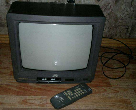 JVC, 37см , для дачи , кухни, телевизор.