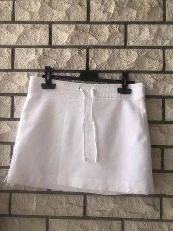 Spódnica biała rozm. 36 S Express 95% bawełna