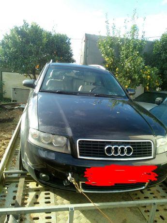 Vendo peças Audi a4 b6