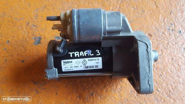 Motor de Arranque Renault Trafic III/Opel Vivaro/Fiat talento 1.6 Dci Novo