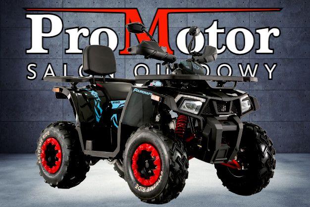 FOURCRAFT 250 premium NAJLEPSZY offroad GW24 ProMotor RATY dostawa PRO