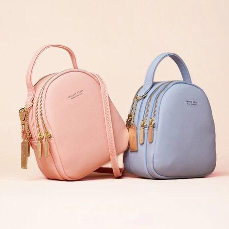 Топовые женские рюкзаки