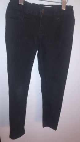 Spodnie Rurki DENIM roz 116