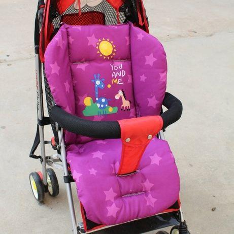 Матрас для дитячого візочка коляски