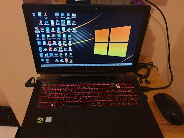 Lenovo y700-15isk i7/8gb ram/GTX 960 4gb/128gb ssd/1tb hdd/