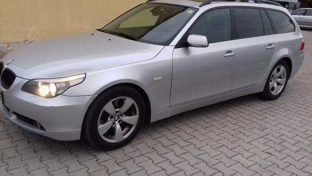 BMW e61 3.0d z Niemieć na części ACTIV, bi-XENON, Head-up