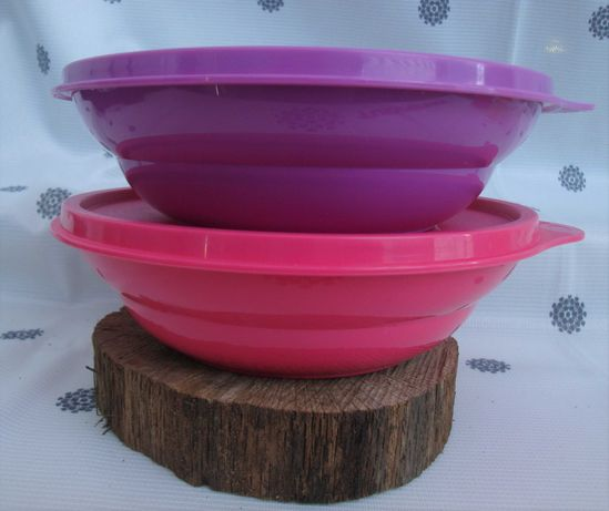 Tupperware Taças para lanche (2)