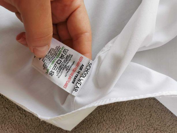 Koszula biala rozm 164