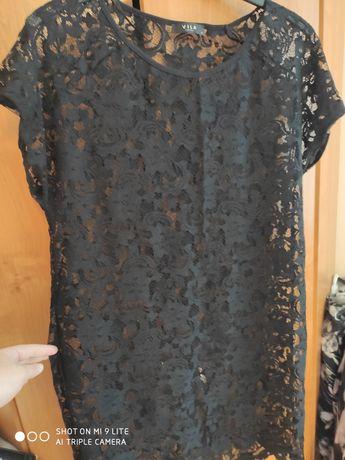 Sukienka koronkowa 44-48