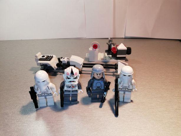 Lego 8084 Star Wars Snowtrooper Battle Pack