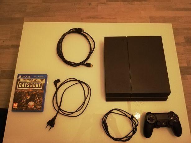 Playstation 4 (1Tb) + pad + Days gone