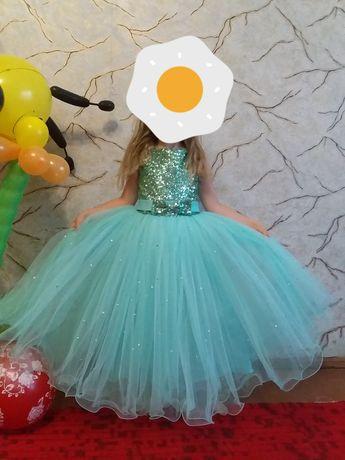 Выпускное платье 6 лет