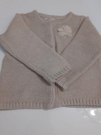 Sweterek świąteczny Smyk, CoolClub 86/92