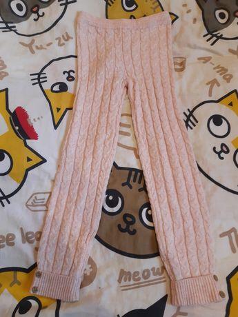 Лосіни в'язані ( штани ) для дівчинки