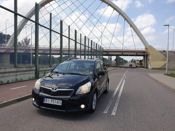Toyota Corolla Verso , Polski Salon