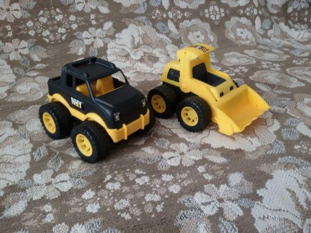 Машинки дитячі