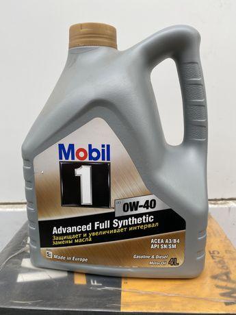 Моторне масло Mobil 1 FS 0w-40 4л