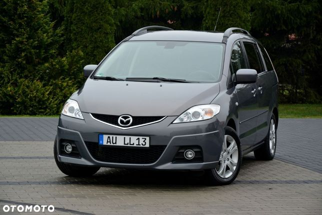Mazda 5 2.0i(145km)Liftlakier Oryginałklimatronic7 Foteliaso