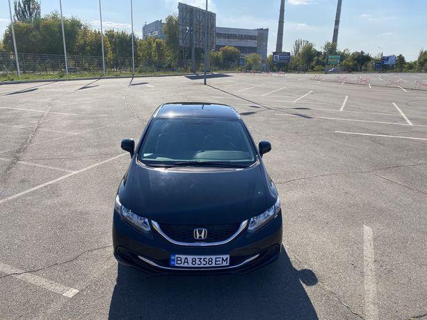 Honda Civic 4d 1.8 LX