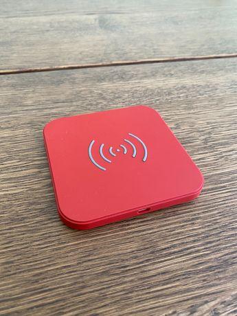 Carregador Wireless CHOETECH Vermelho 7.5W