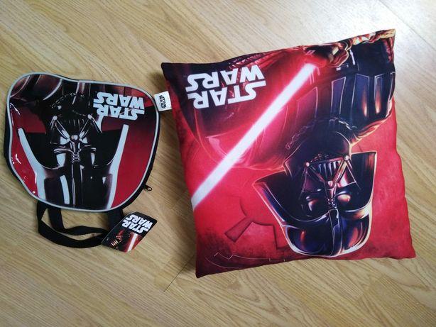 Lancheira e almofada Star Wars