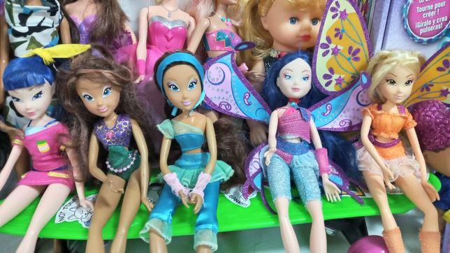 Продам куклы Винкс