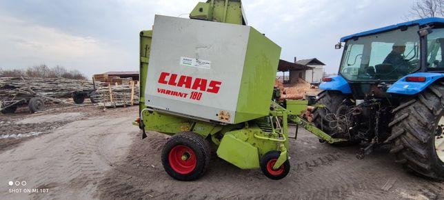 Prasa rolującą Claas Variant 180 rotor