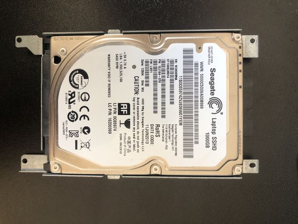 Dysk twardy SSHD Seagate 1000GB