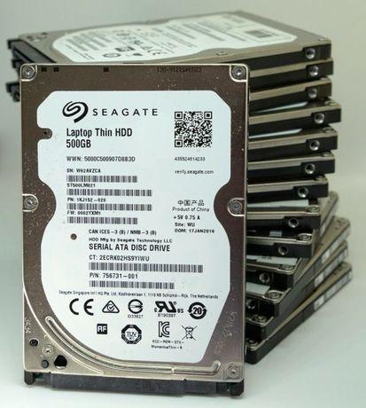 """Dyski 2.5"""" do laptopa 320/500/750/1000gb Sprawdzane"""