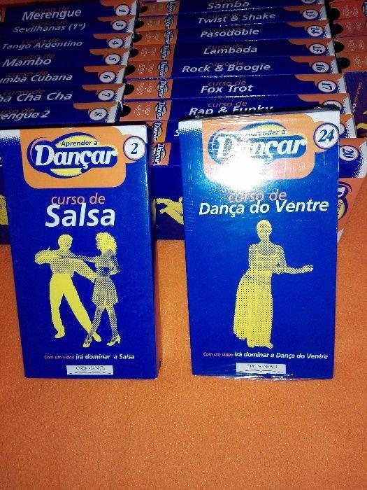 26 VHS Aprender a Dançar Santo António da Charneca - imagem 1