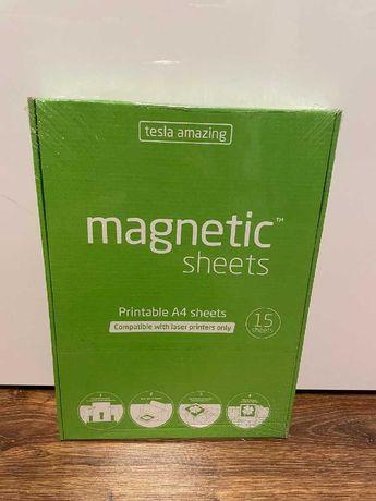 Magnetic sheets - folia