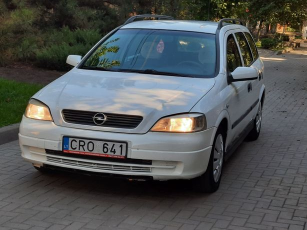 Продам Opel Astra универсал