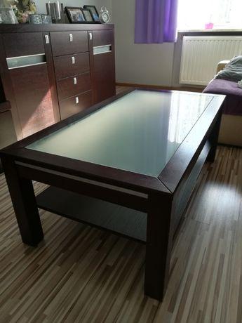 Drewniana ława/stół Bydgoskie Meble, kolekcja Monte Carlo