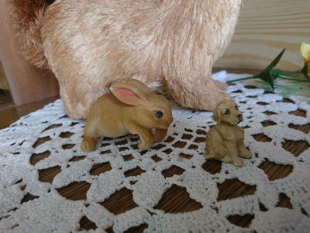 wiosenna dekoracja słodka wiewiórka