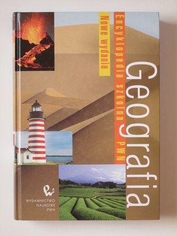 Encyklopedia szkolna PWN - Geografia Nowe wydanie