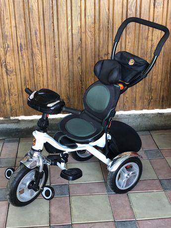 Продам новый прогулочный детский велосипед