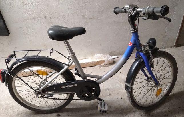 """Rower 16"""" - po dziewczynce"""