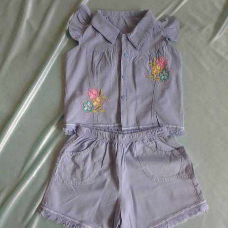 Джинсовая одежда девочка.Отправка почтой,возможна и личная встреча