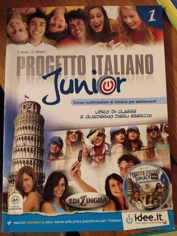 Podręcznik do nauki języka włoskiego