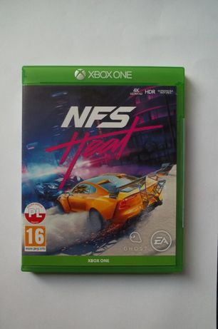 Xbox One Need For Speed Heat Centrum Gier Grodzka 4 sklep