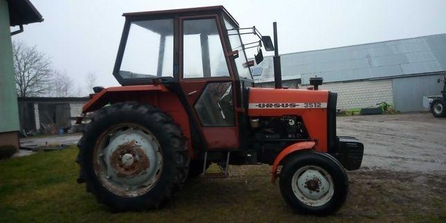 Ursus 3512, MF 255