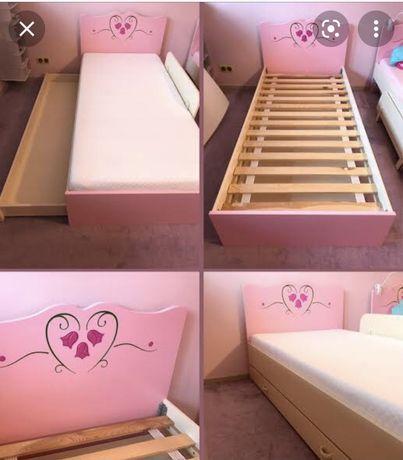 Łóżko + 2 półki Meblik