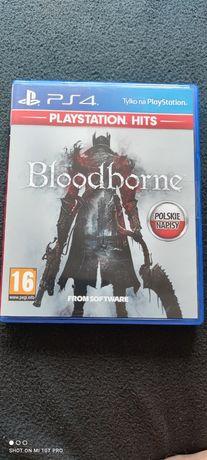 Bloodborne PL PlayStation 4 PS4