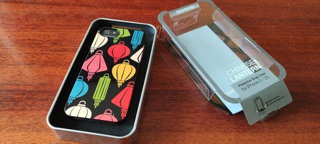 Чехол ODOYO на iPhone 5/5S новый, Chinese Latern, PH3913