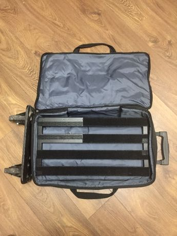 Педалборд Pedaltrain 2 + сумка + тачка + два бустера